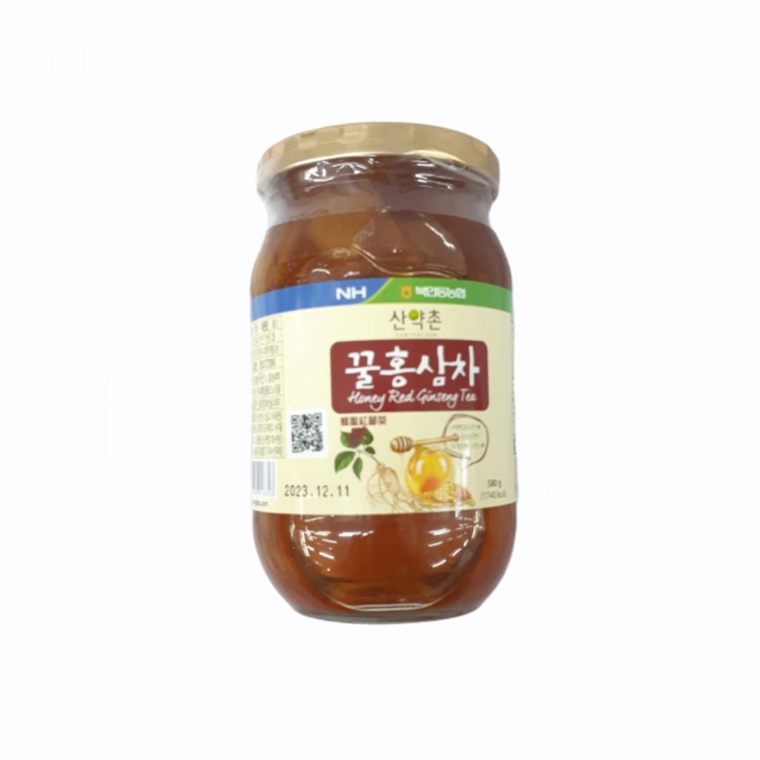 Trà Mật Ong Nhân Sâm - Hàn Quốc 580g