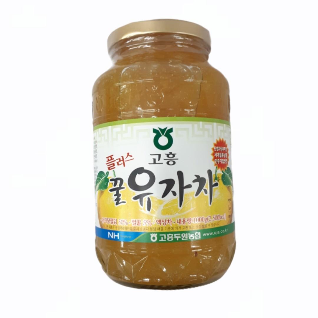 Mật Ong Chanh - Hàn Quốc 1kg
