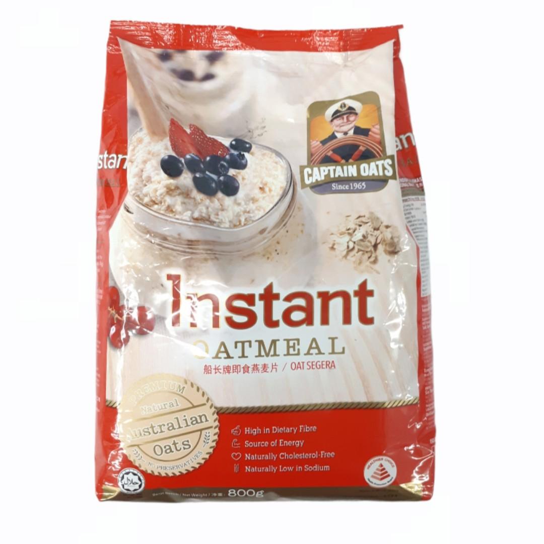 Yến Mạch - Instant Oatmeal 800g