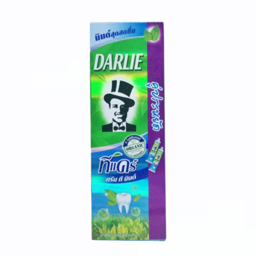 Kem Đánh Răng - Darlie Trà Xanh 2 Tuýp*160g