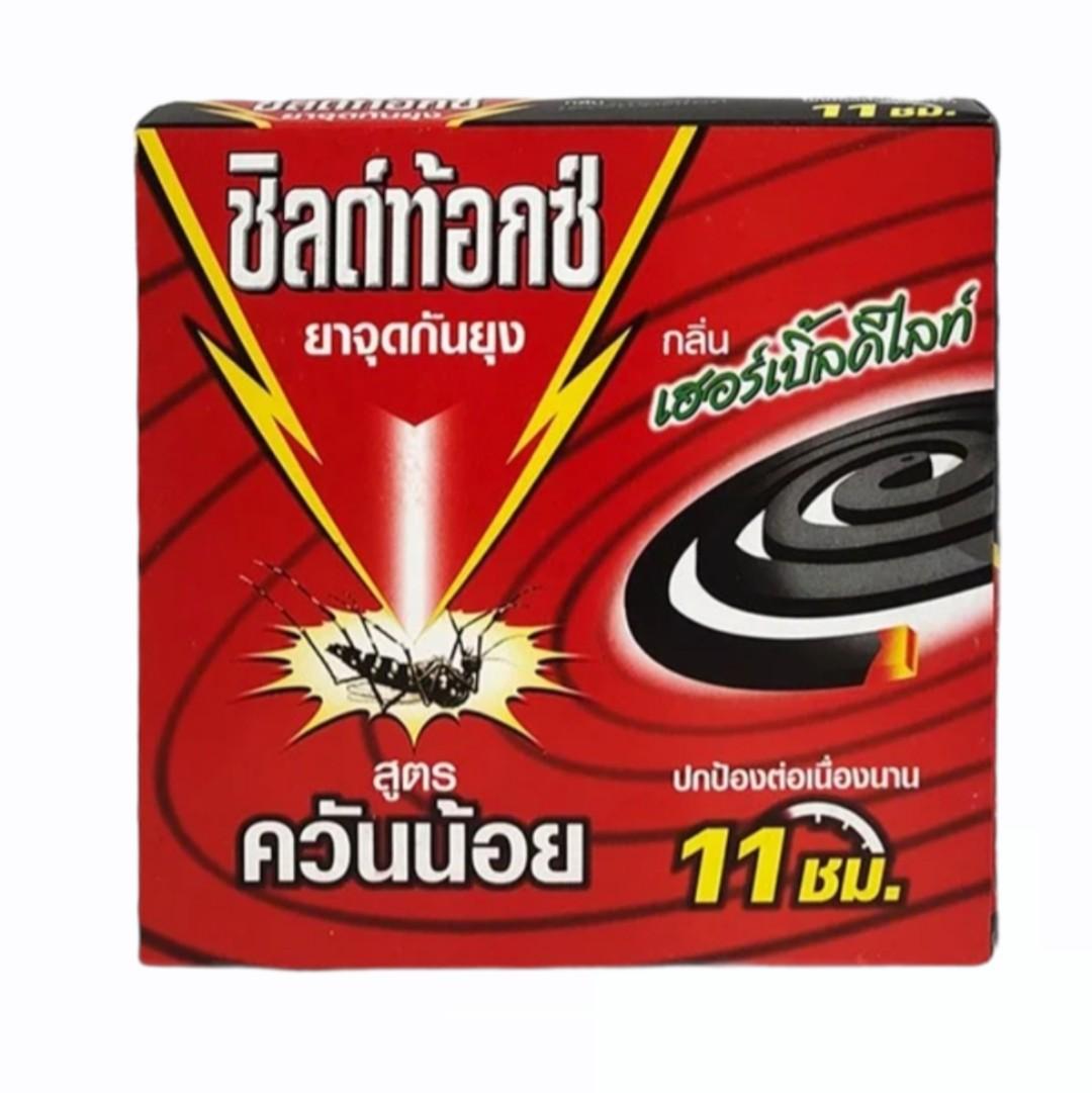 Nhang Muỗi - Thái LaN (10 cây x 19g)