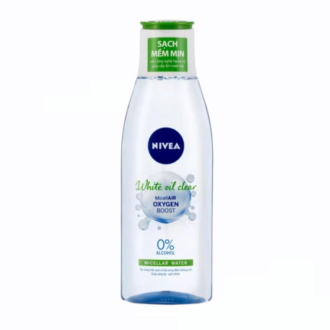 Nước Tẩy Trang Nivea - White Oil Clear 200ml