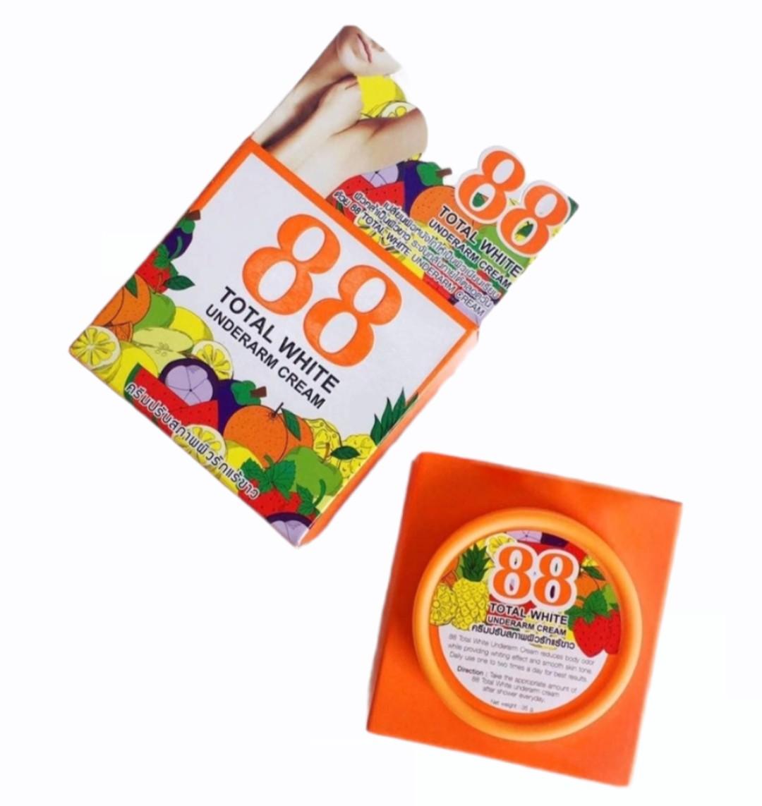 Kem Trị Thâm Nách - 88 Total White 35g