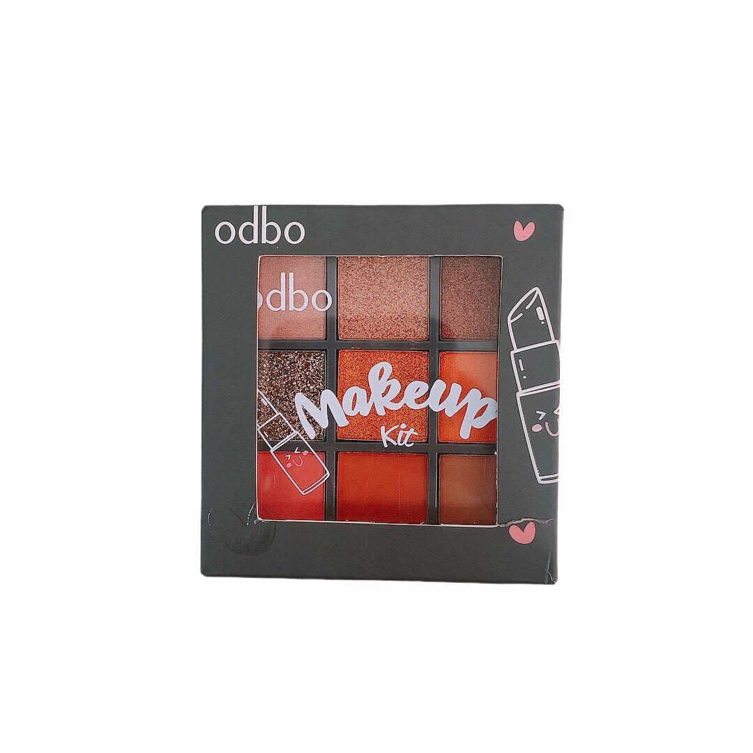 Phấn Màu Mắt Makeup Kit - Odbo