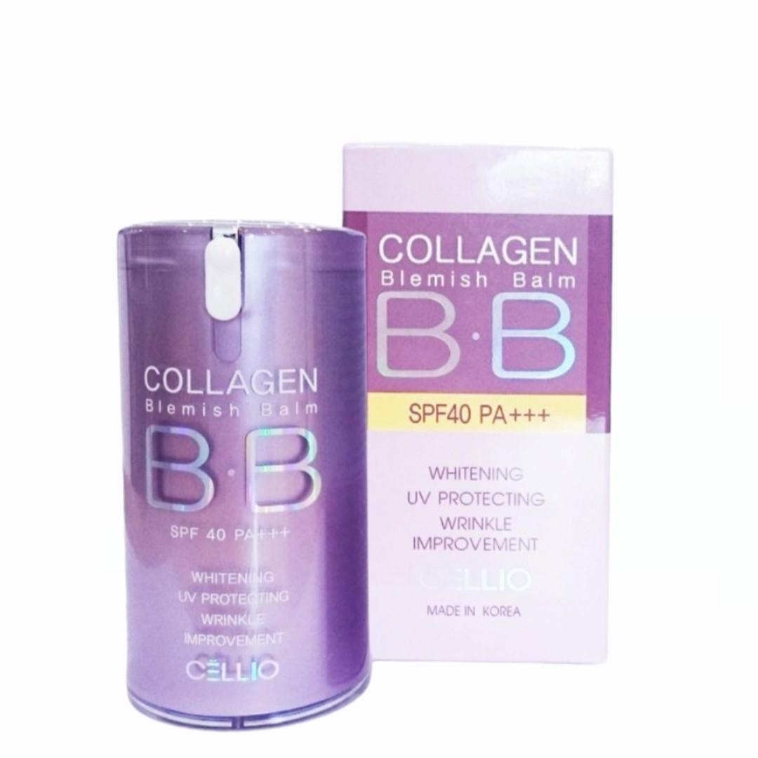 Kem Nền Chống Nắng - BB Collagen 40ml