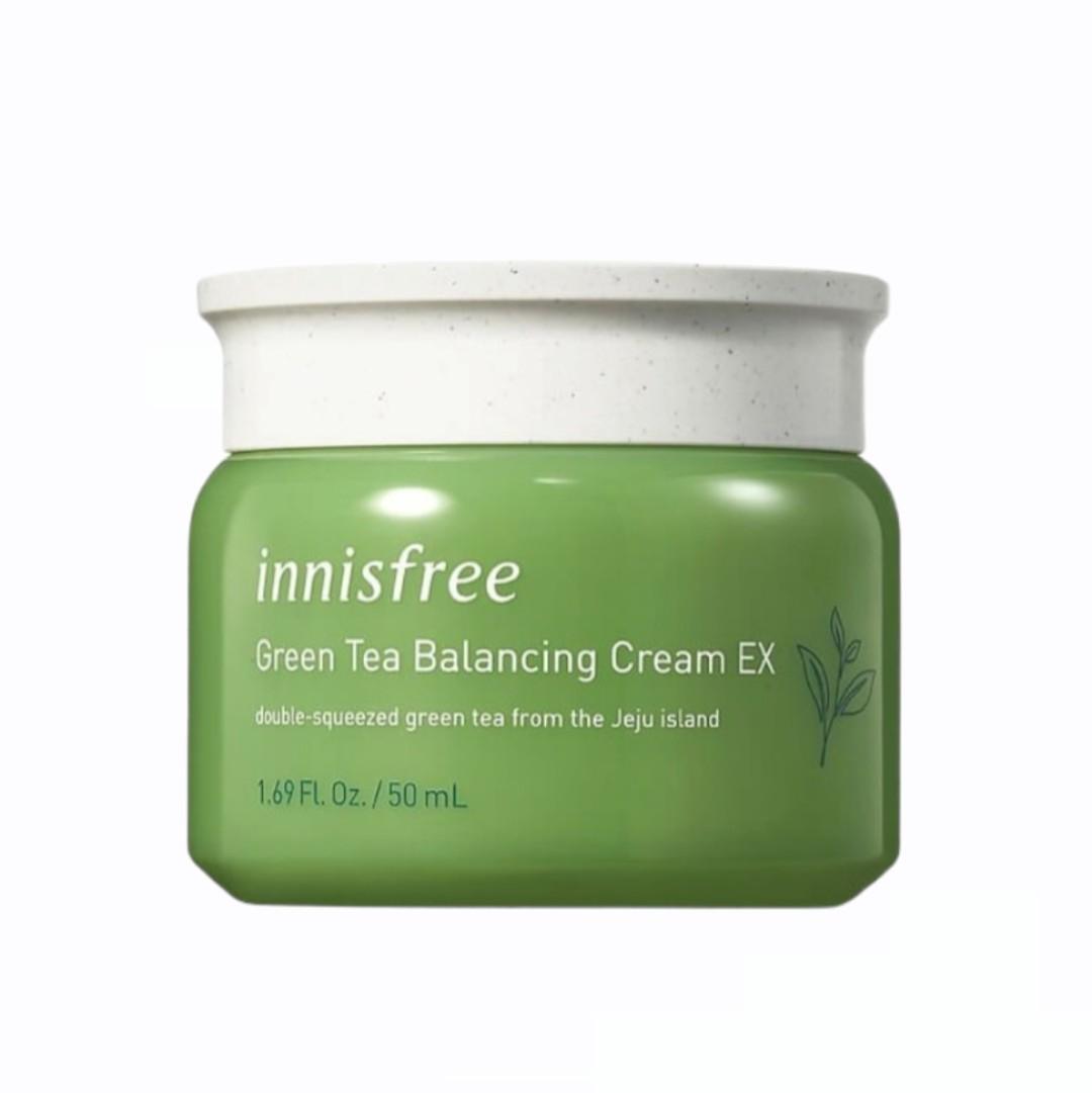 Kem Dưỡng Da Innisfree - Green Tea 50ml